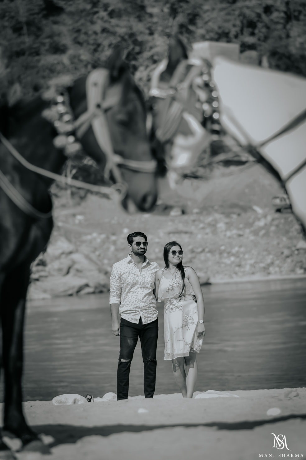 Akash Radhika Prewedding - Rishikesh